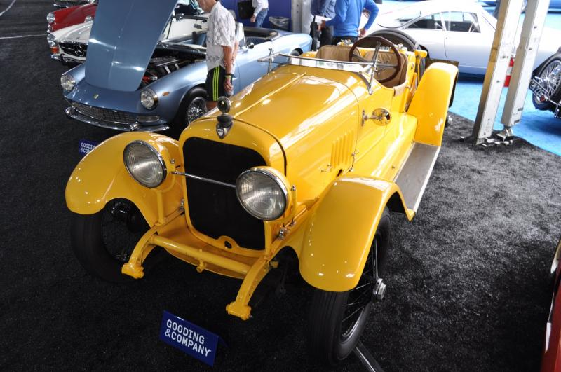 1920 Mercer Series 5 Raceabout  6