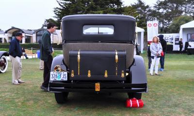 1929 Rolls-Royce Phantom I Brewster Riviera 1