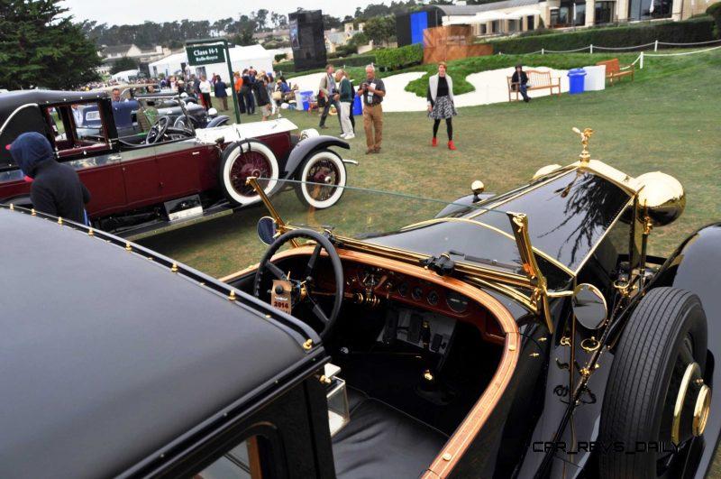 1929 Rolls-Royce Phantom I Brewster Riviera 12