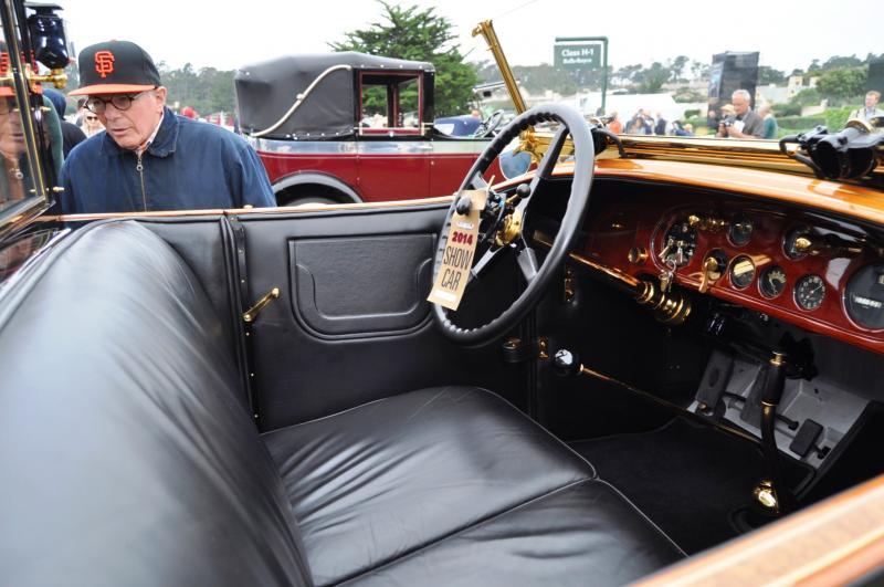 1929 Rolls-Royce Phantom I Brewster Riviera 13