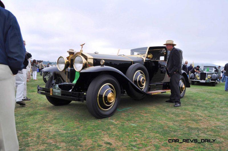 1929 Rolls-Royce Phantom I Brewster Riviera 16