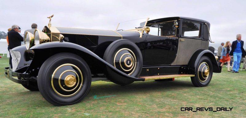 1929 Rolls-Royce Phantom I Brewster Riviera 19