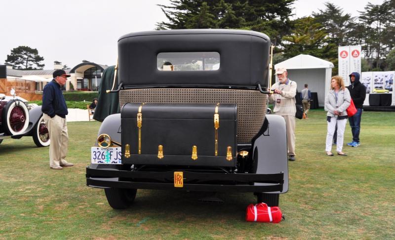 1929 Rolls-Royce Phantom I Brewster Riviera 2