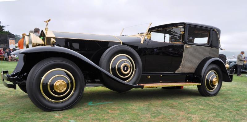 1929 Rolls-Royce Phantom I Brewster Riviera 20