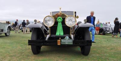 1929 Rolls-Royce Phantom I Brewster Riviera 21