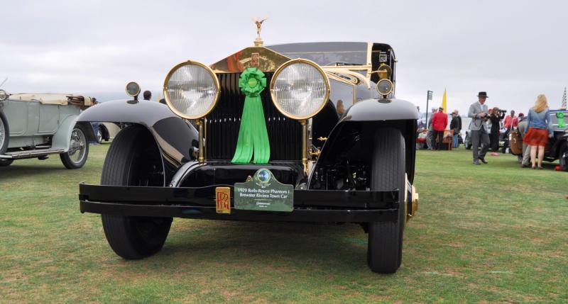 1929 Rolls-Royce Phantom I Brewster Riviera 23