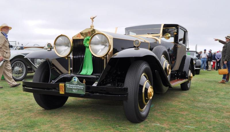 1929 Rolls-Royce Phantom I Brewster Riviera 26