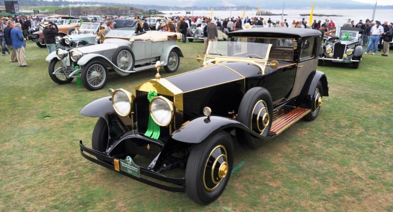1929 Rolls-Royce Phantom I Brewster Riviera 29
