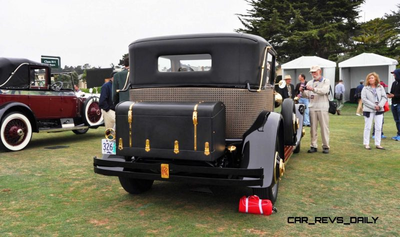1929 Rolls-Royce Phantom I Brewster Riviera 3