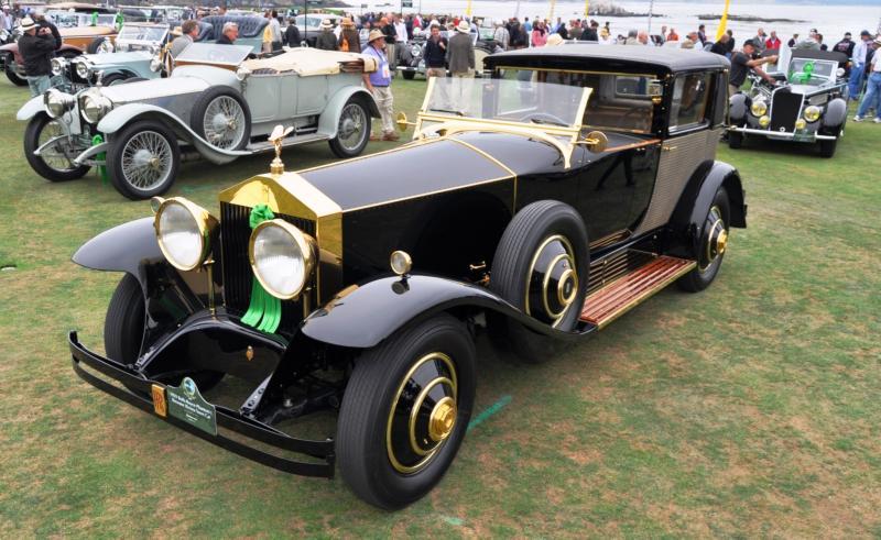 1929 Rolls-Royce Phantom I Brewster Riviera 30