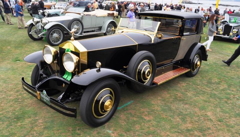 1929 Rolls-Royce Phantom I Brewster Riviera 31
