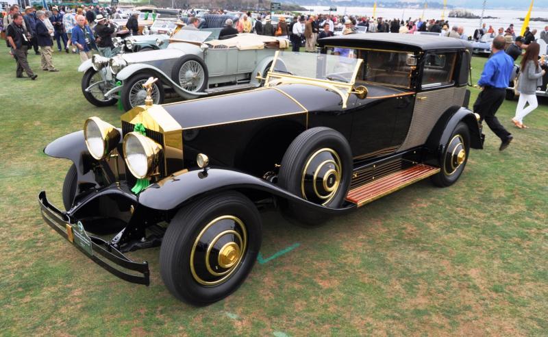 1929 Rolls-Royce Phantom I Brewster Riviera 32