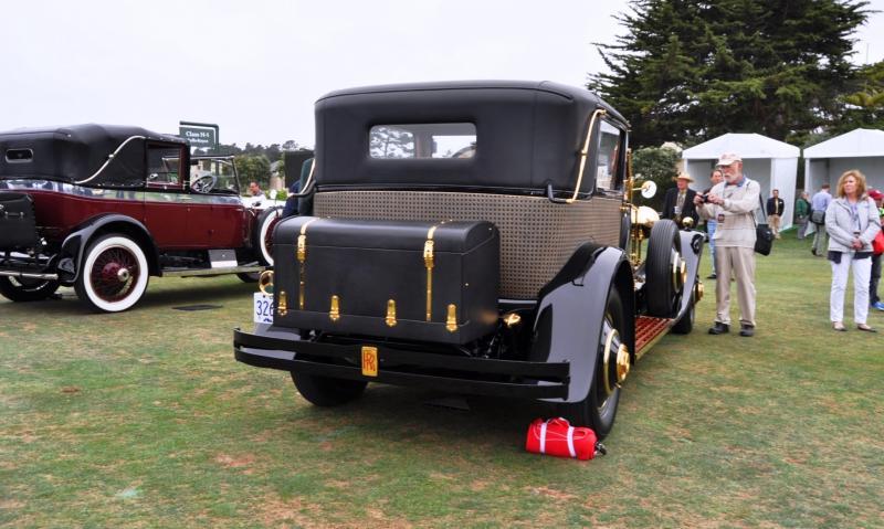 1929 Rolls-Royce Phantom I Brewster Riviera 4