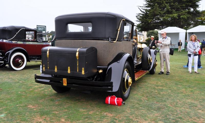 1929 Rolls-Royce Phantom I Brewster Riviera 5