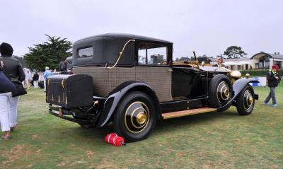 1929 Rolls-Royce Phantom I Brewster Riviera 6
