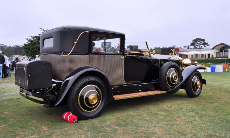 1929 Rolls-Royce Phantom I Brewster Riviera 7