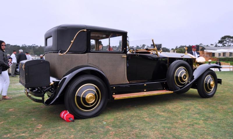 1929 Rolls-Royce Phantom I Brewster Riviera 8