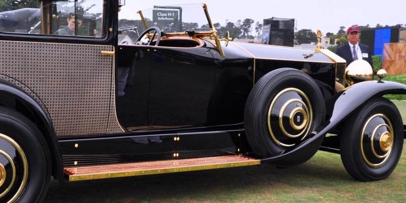 1929 Rolls-Royce Phantom I Brewster Riviera 9