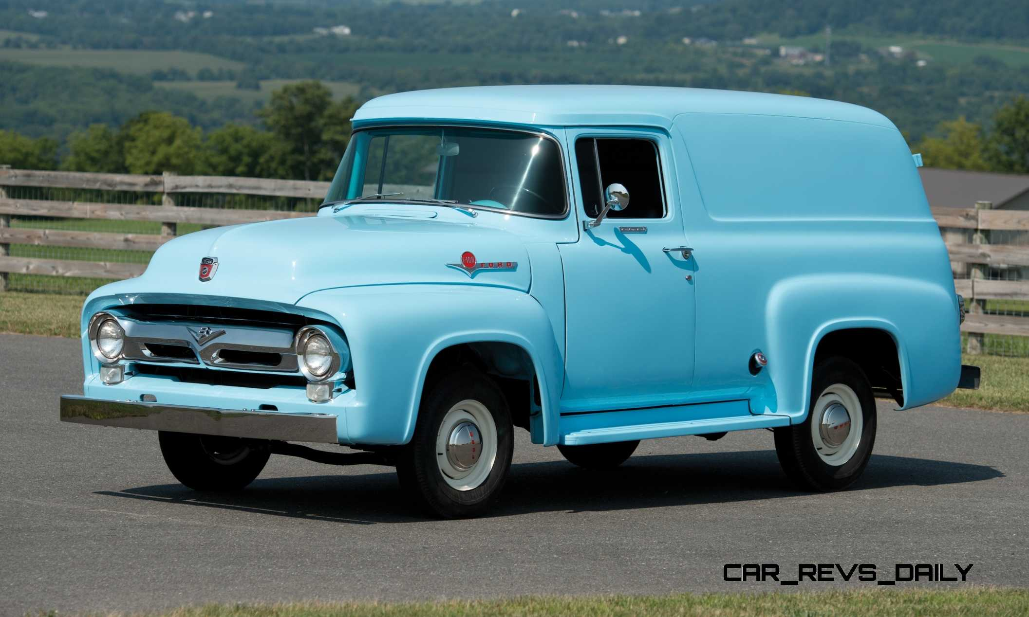 1956 Ford Panel Truck 1956 ford truck pics bing images