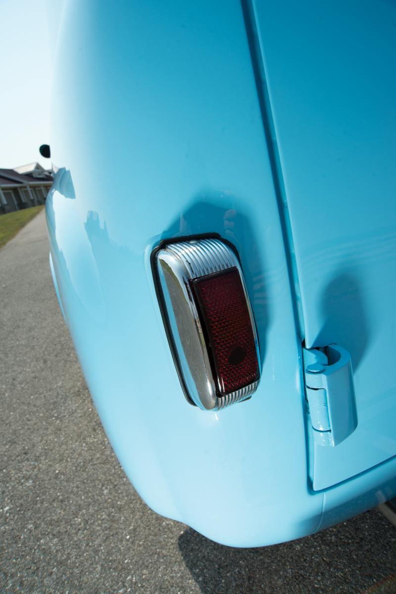 1956 Ford F-100 Panel Truck 16