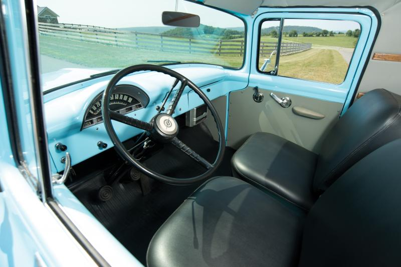 1956 Ford F-100 Panel Truck 4