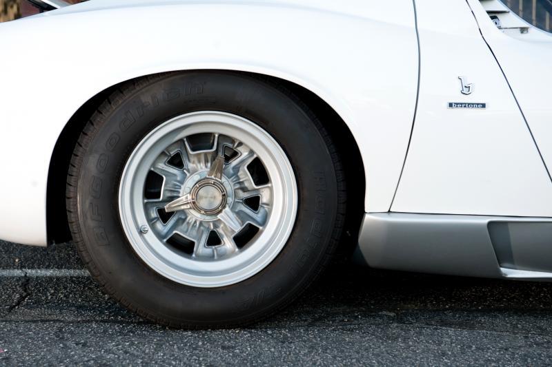 1969 Lamborghini Miura P400S 10