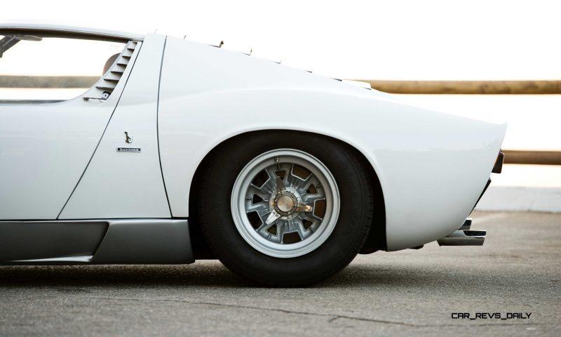 1969 Lamborghini Miura P400S 13