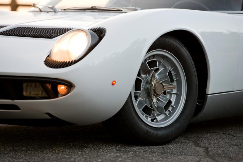 1969 Lamborghini Miura P400S 14