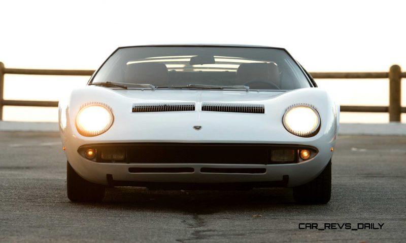 1969 Lamborghini Miura P400S 15
