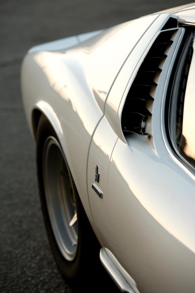 1969 Lamborghini Miura P400S 16