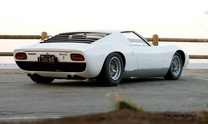 1969 Lamborghini Miura P400S 2