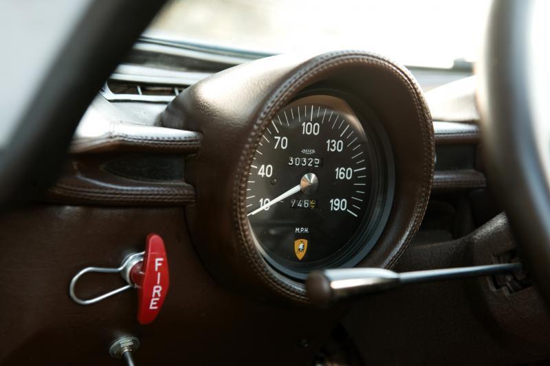 1969 Lamborghini Miura P400S 25