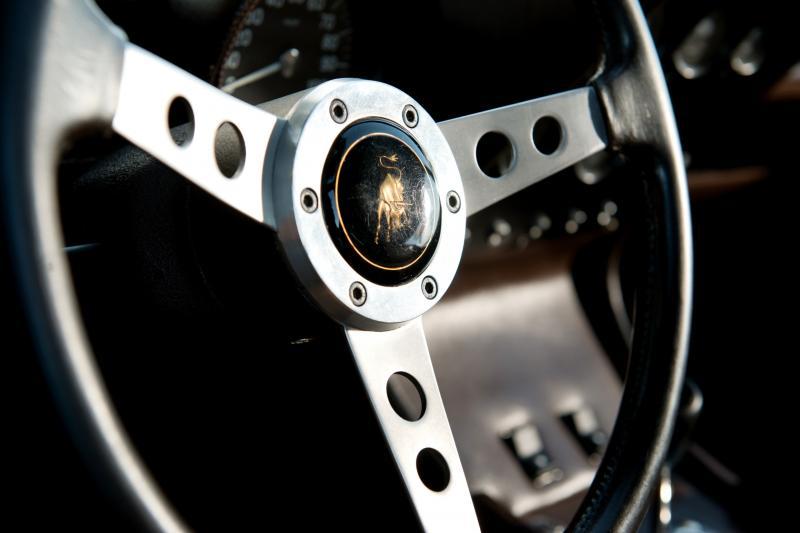 1969 Lamborghini Miura P400S 27