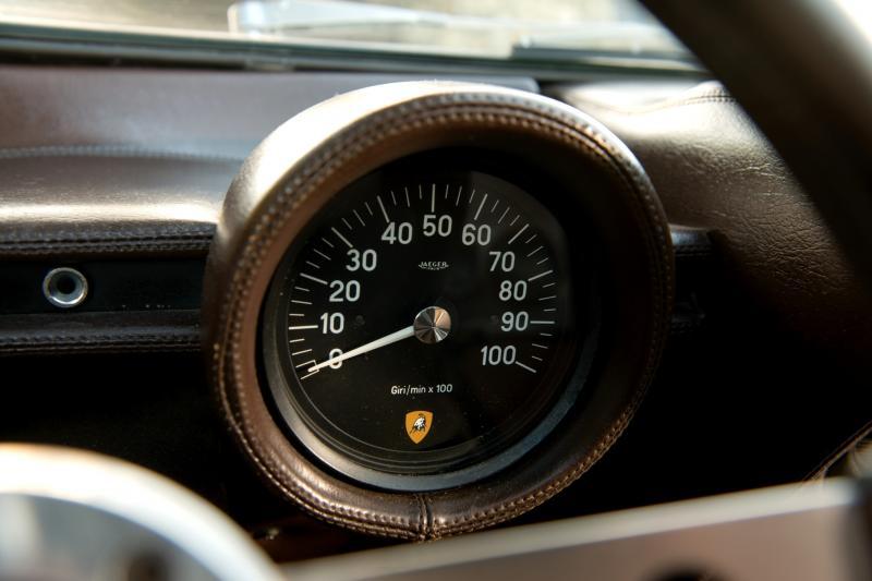 1969 Lamborghini Miura P400S 30