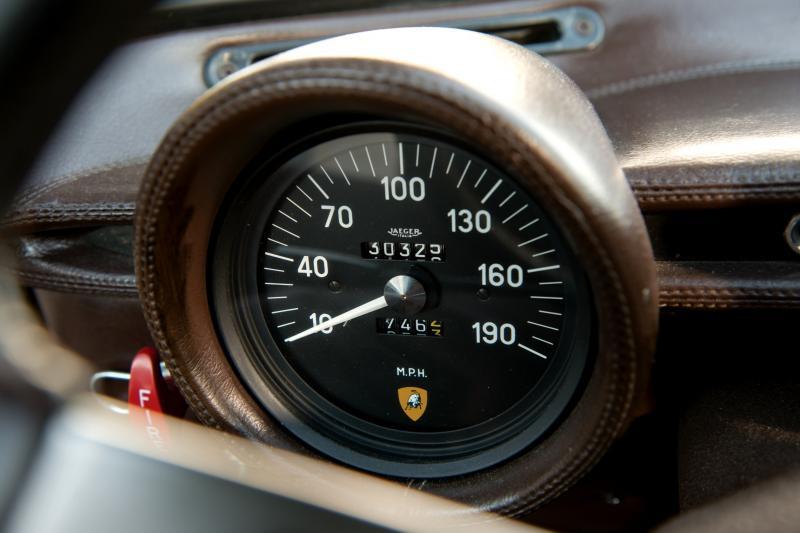 1969 Lamborghini Miura P400S 31