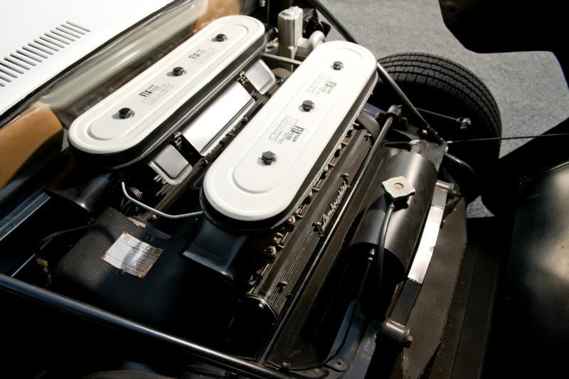 1969 Lamborghini Miura P400S 36
