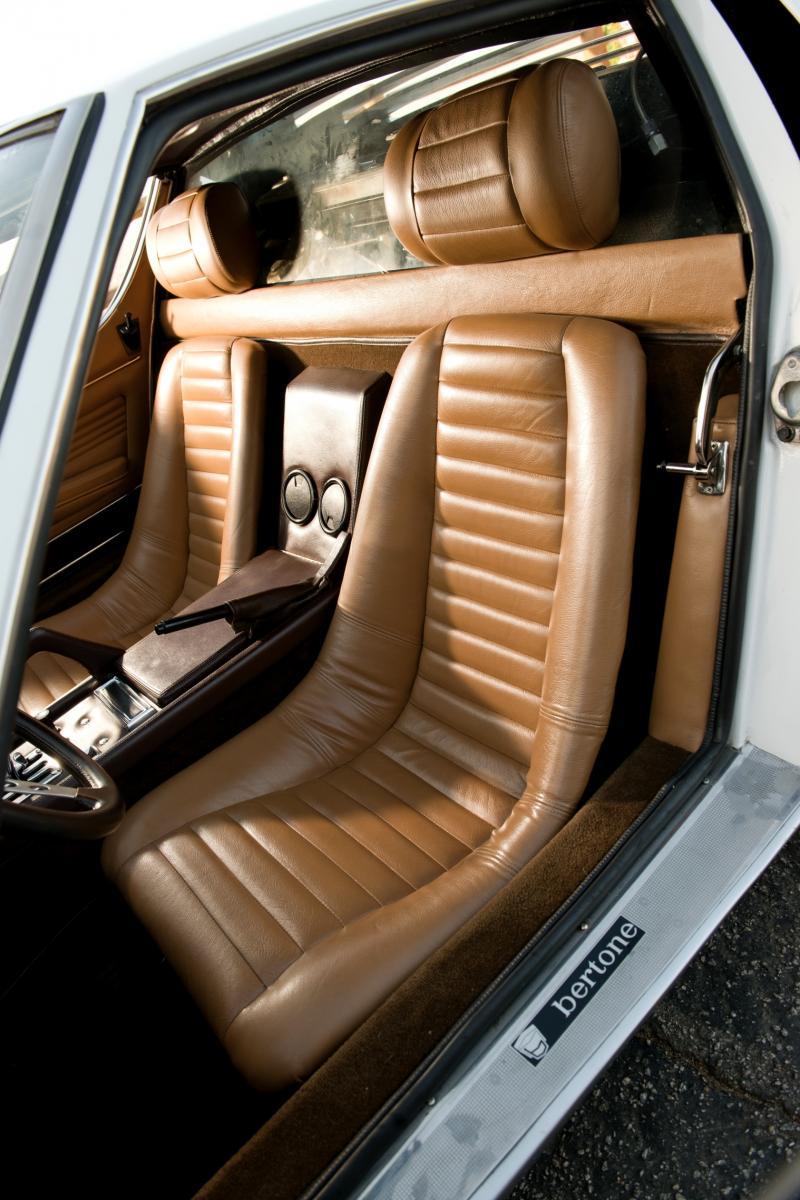 1969 Lamborghini Miura P400S 47