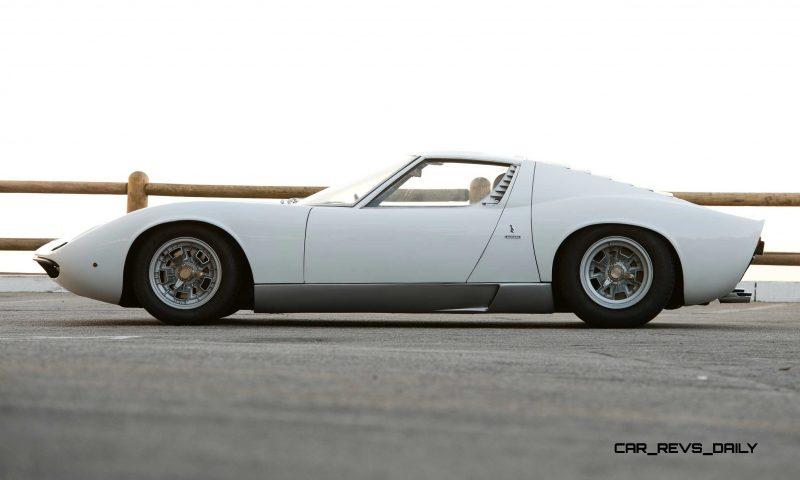 1969 Lamborghini Miura P400S 5