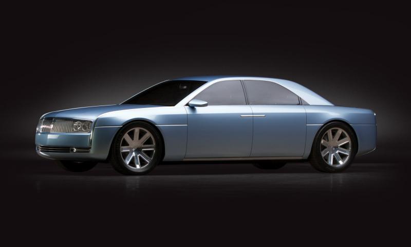 2002 Lincoln Continental Concept 1