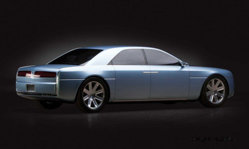2002 Lincoln Continental Concept 2