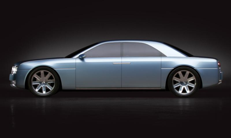 2002 Lincoln Continental Concept 3