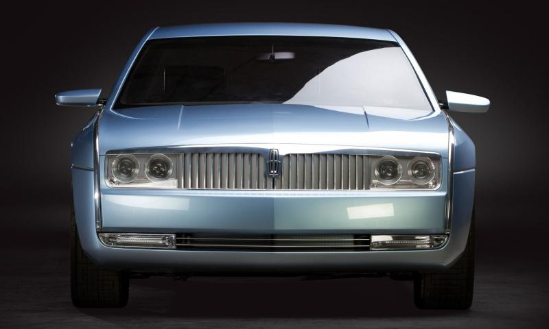 2002 Lincoln Continental Concept 4