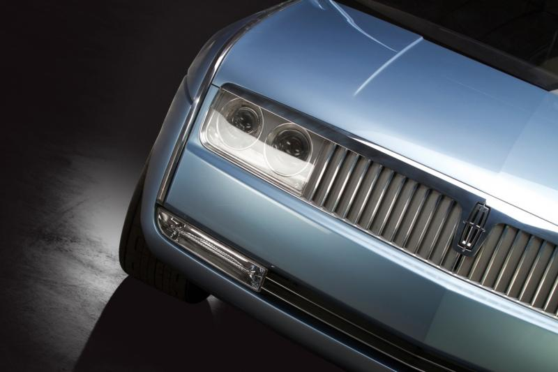 2002 Lincoln Continental Concept 7