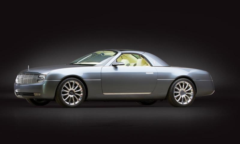 2004 Lincoln Mark X Concept 1
