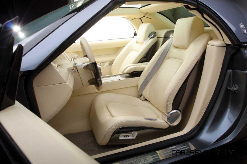 2004 Lincoln Mark X Concept 11