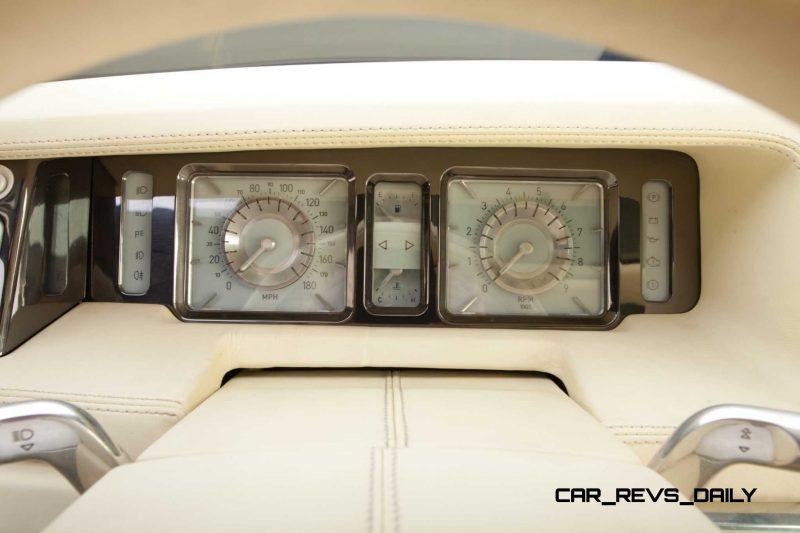2004 Lincoln Mark X Concept 13