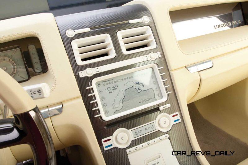 2004 Lincoln Mark X Concept 14