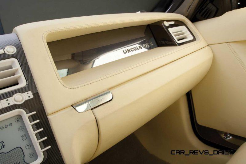 2004 Lincoln Mark X Concept 16