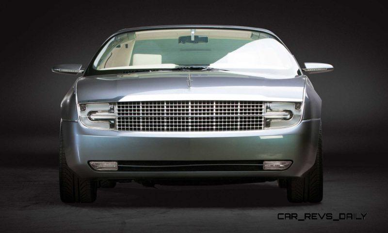 2004 Lincoln Mark X Concept 17