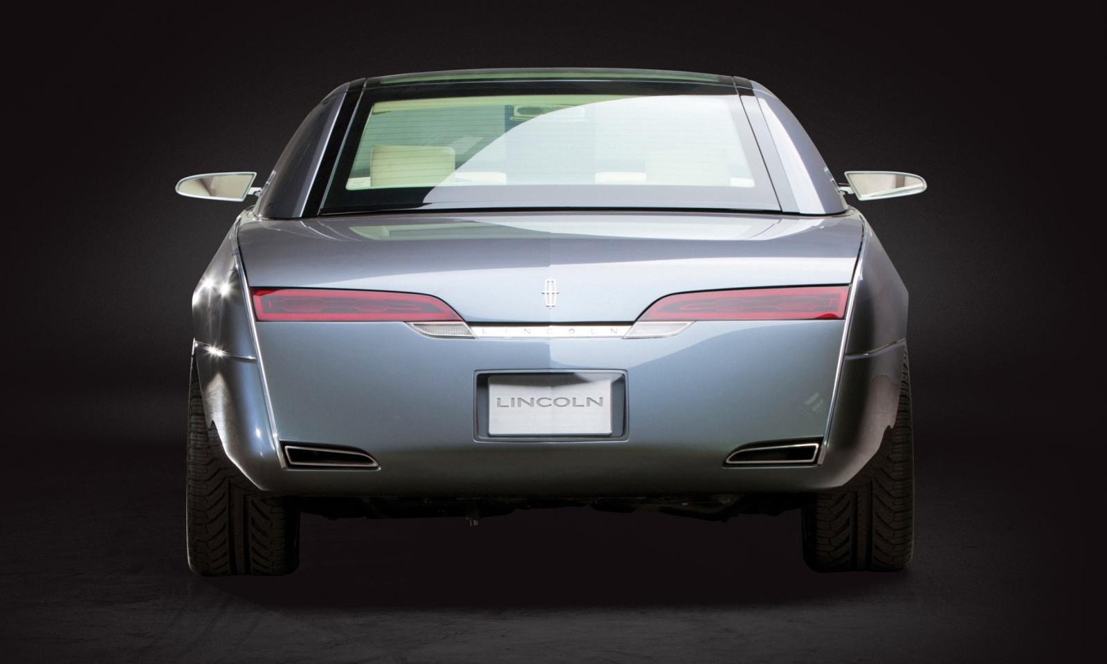 2002 lincoln continental concept 4 car revs. Black Bedroom Furniture Sets. Home Design Ideas